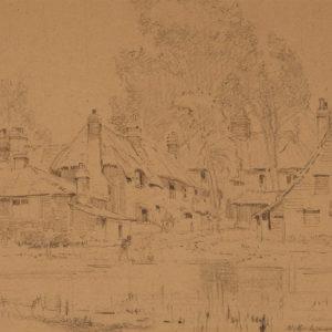 A.C. Leighton Sketchbook No Title