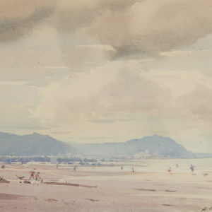 "A.C. Leighton ""Hastings, Sussex"" Watercolour, N.D."