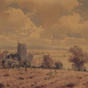 A.C. Leighton, Watercolour