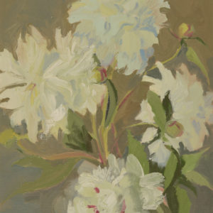 "Rosalyn Haynes ""Summer Beauties"" Oil, N.D."